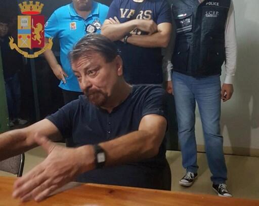 O ex-ativista Cesare Battisti foi capturado no sábado (12) em Santa Cruz de la Sierra na Bolívia