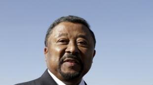 L'opposant gabonais Jean Ping, candidat à l'élection présidentielle.
