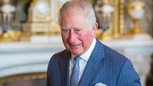 Britain's Prince Charles, Prince of Wales attends a reception to mark the 50th Anniversary of the investiture of The Prince of Wales at Buckingham Palace in London on March 5