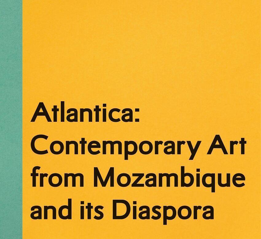 "Capa livro ""Atlântica Mozambique"