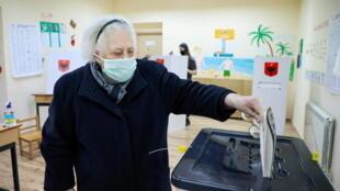 Albanie élections parlementaires