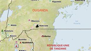 Le camp de Nakivalé au sud de l'Ouganda abrite des refugiés rwandais.