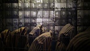The Auschwitz-Birkenau State Museum on Auschwitz site in Poland.