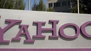 Sede da empresa Yahoo, na Califórnia, Estados Unidos.