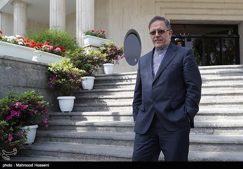 ولیالله سیف رئیس کل بانک مرکزی ایران