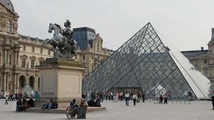 The Louvre is set to open its new Islamic art wing, complete with a roof rivalling the museum's signature glass pyramids