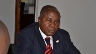 Jérémy Mack Dumba, coordonnateur de l'ITIE en RDC.