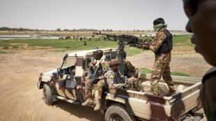 Des soldats maliens sont accusés d'avoir abattus des villageois dans le cercle de Bankass (image d'illustration)