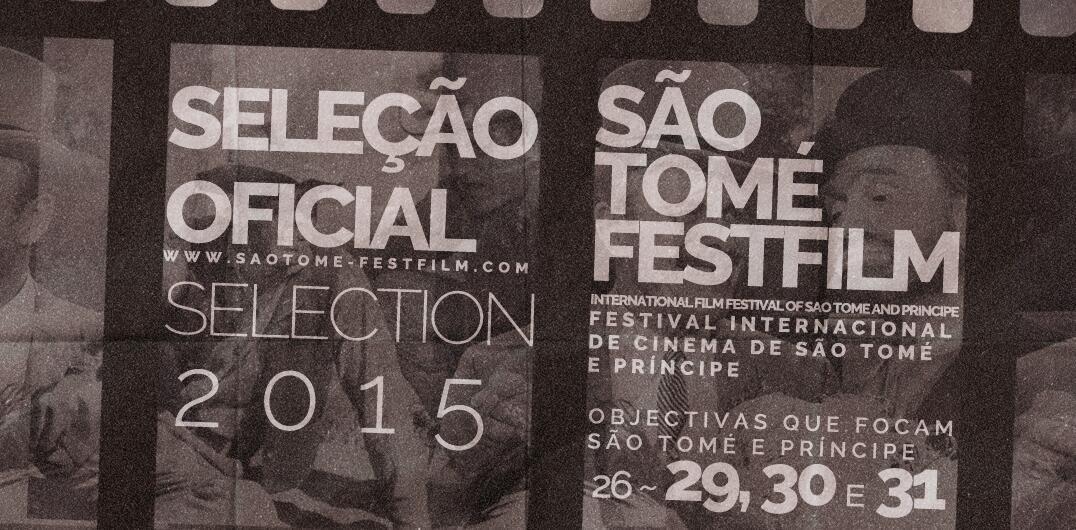 Cartaz do São Tomé FestFilm