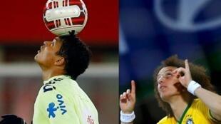 David Luiz e Thiago Silva fazem parte da  pré-lista para o título de melhores zagueiros do ano