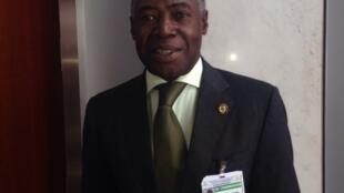 Ovídio Pequeno, representante da União Africana.
