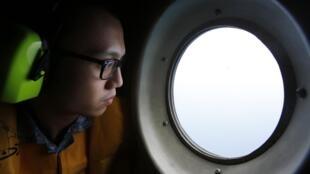 Les recherches aériennes ont du être interrompues à cause de fortes pluies et de vents violents, ce mercredi 31 décembre.