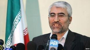 علیرضا جمشیدی، رییس سازمان تعزیرات حکومتی ایران