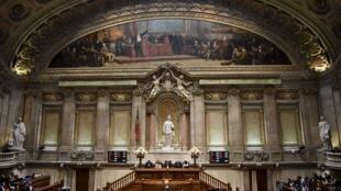 Le Parlement portugais a connu une féminisation inédite lors des dernières élections législatives avec 38% de femmes présentes dans l'hémicycle.