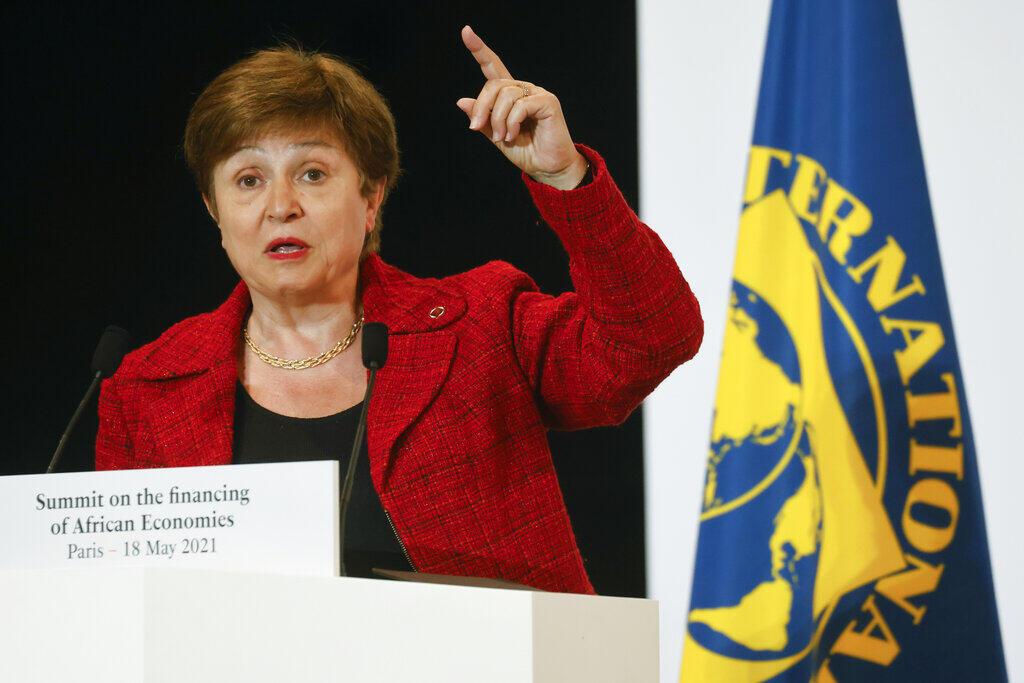 Kristalina Georgieva - IMF