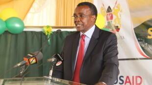David Maraga, jaji mkuu wa mahakama ya juu nchini Kenya