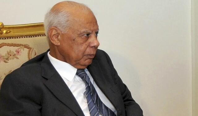 Hazem el-Beblaoui, Premier ministre par intérim.