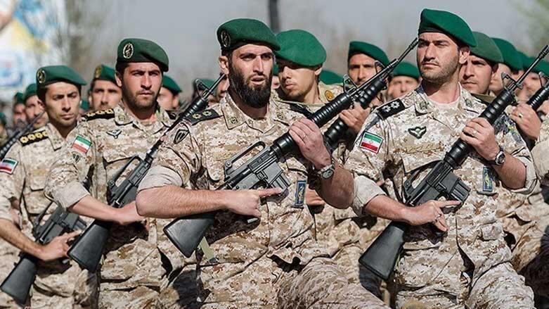 نیروهای سپاه پاسداران انقلاب اسلامی
