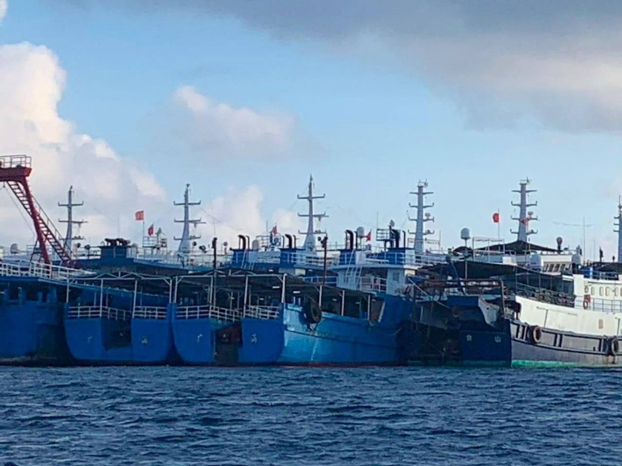 _PHILIPPINES-CHINA-SOUTHCHINASEA - Whitsun Reef