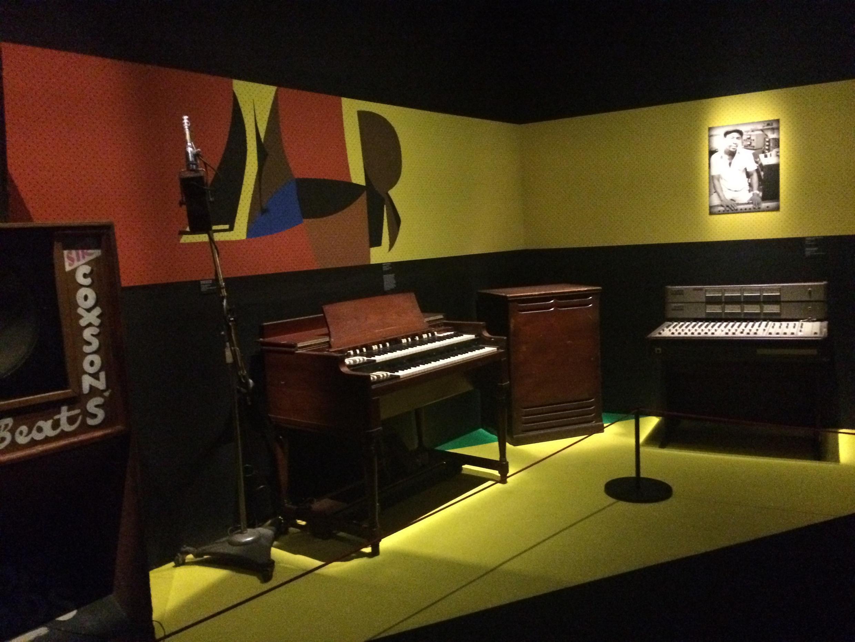 Sala reproduz o mítico Studio One