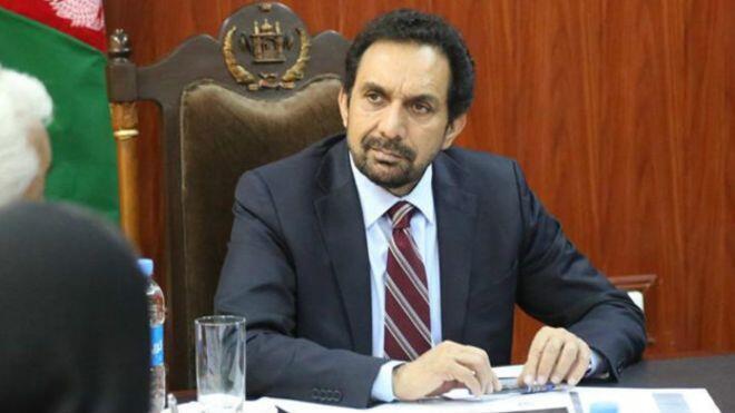 احمد ضیا مسعود، نماینده ویژه رییس جمهوری افغانستان