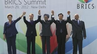 Ideia foi aprofundada entre os líderes dos Brics, durante cúpula no ano passado, na Índia.