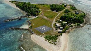 Маршалловы острова, атолл Омелек