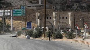 La ville syrienne de Maaloula en septembre 2013.