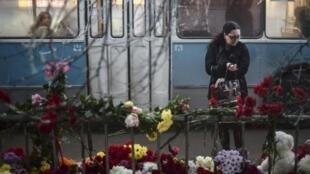 Волгоград скорбит по погибшим в терактах