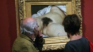 Tác phẩm L'Origine du Monde (Cội Nguồn Nhân Gian) được danh họa Gustave Courbet vẽ vào năm 1866
