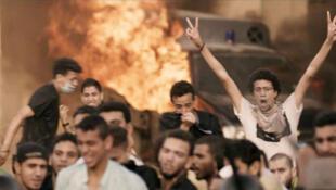 Une image du film Eshtebak (Clash) de Mohammed Diab.
