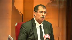 Anouar Kbibech sur RFI le 21 septembre 2018.