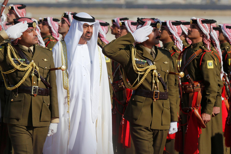 រាជទាយាទអេមីរ៉ាតអារ៉ាប់រួម Mohammed ben Zayed