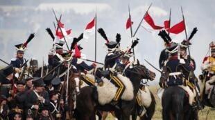 Sur les 500 000 soldats mobilisés du 16 au 19 octobre 1813, 100 000 trouveront la mort durant la bataille des Nations.