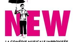 Flyer trevise- New, la comédie musicale.