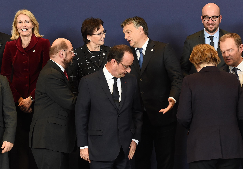Conselho europeu, Bruxelas, Dezembro 2014.