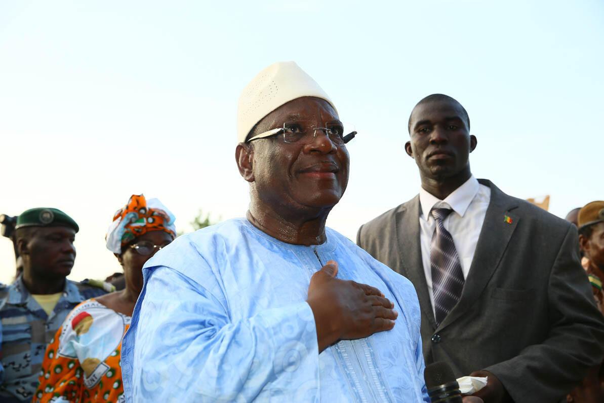 Ce n'est qu'après la prestation de serment d'Ibrahim Boubacar Keïta que le gouvernement malien sera connu.