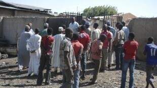 Violência em Damaturu, no nordeste da Nigéria, é provocada por seita religiosa.