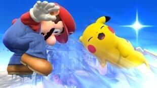Image tirée du jeu vidéo Super Smash Bros.