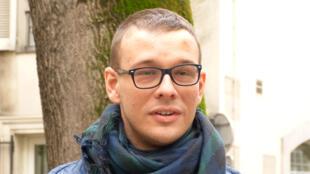 Luis, un estudiante chileno.