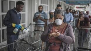 43 dos 54 países africanos registam casos de Covid-19