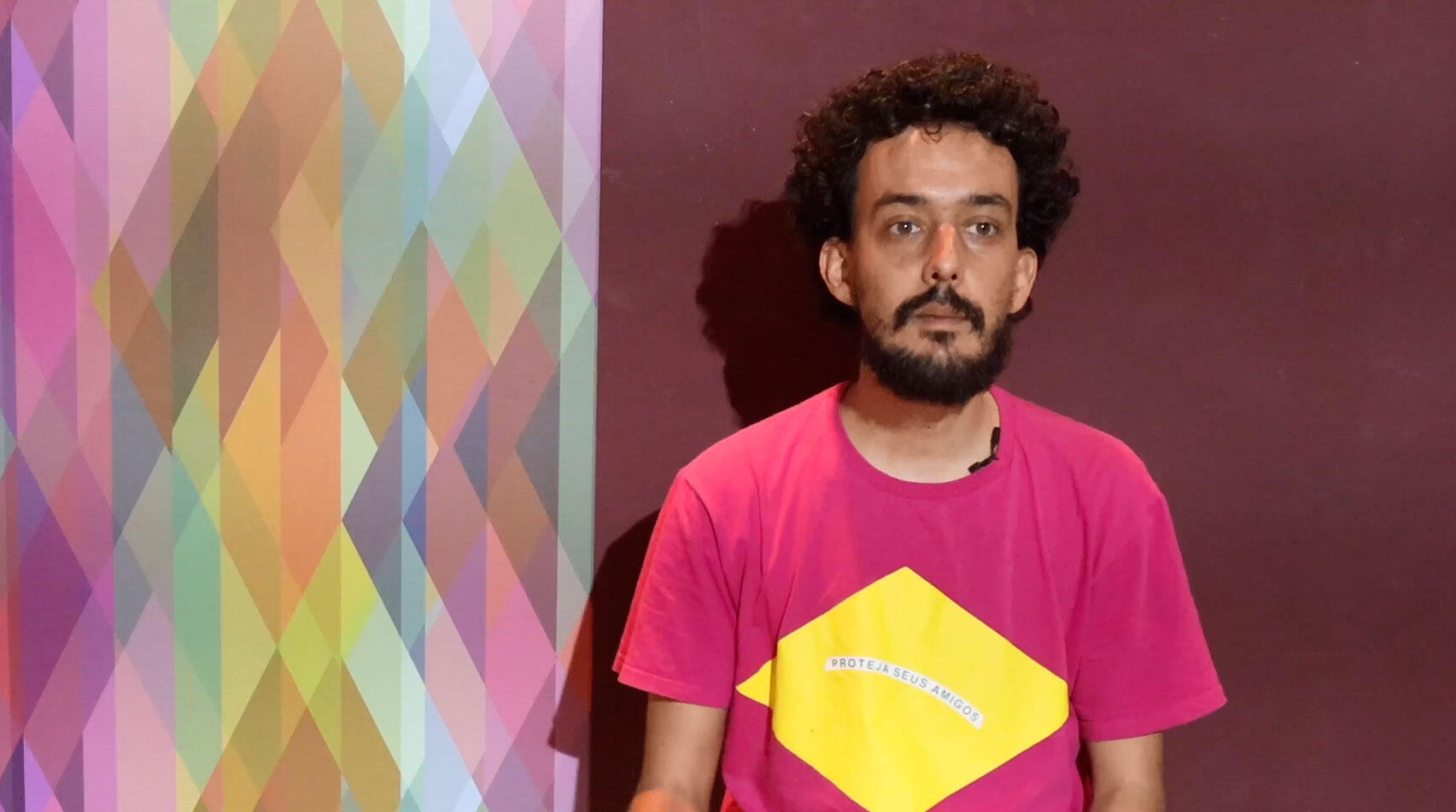 Felipe Altenfelder, co-fundador da Midia Ninja