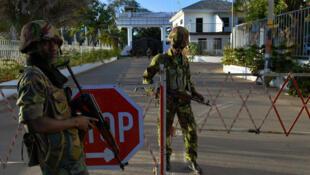 1000 soldats d'Ecomig seront présents en Gambie jusqu'en 2020. Cette mission avait été mise en place après l'impasse politique de 2017 et le refus de Yahya Jammeh de céder le pouvoir.