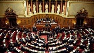 El Senado francés.