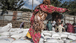 Ethiopie Refugies