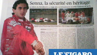 Reportagem do jornal francês Le Figaro desta quarta-feira, 30 de abril de 2014.