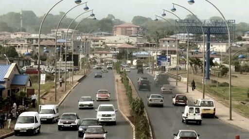 Une vue de Malabo, la capitale de la Guinée Equatoriale. (photo d'illustration).