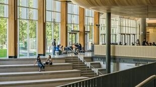 Architecture Canada Québec université étudiants