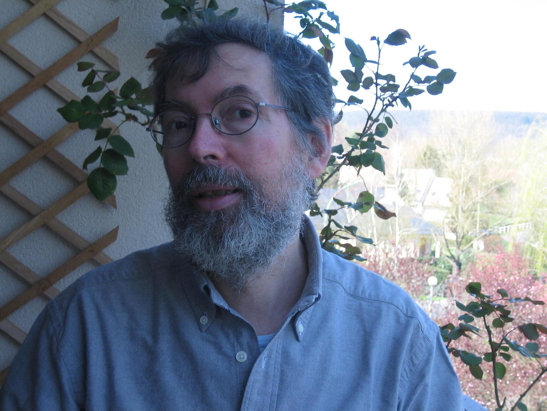 El historiador Gérard Malgat.