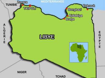 Les blessés qui ont été acheminés vers l'hôpital d'Ajdabiya ont été atteints par des balles de gros calibre, selon un chirurgien.